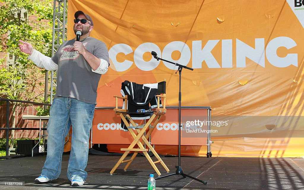 TV personality Duff Goldman attends the 16th Annual Los Angeles Times Festival of Books - Day 2 at USC on May 1, 2011 in Los Angeles, California.