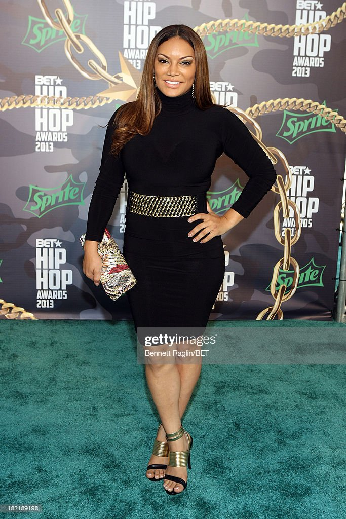 Personality Egypt Sherrod attends the BET Hip Hop Awards 2013 at Boisfeuillet Jones Atlanta Civic Center on September 28, 2013 in Atlanta, Georgia.