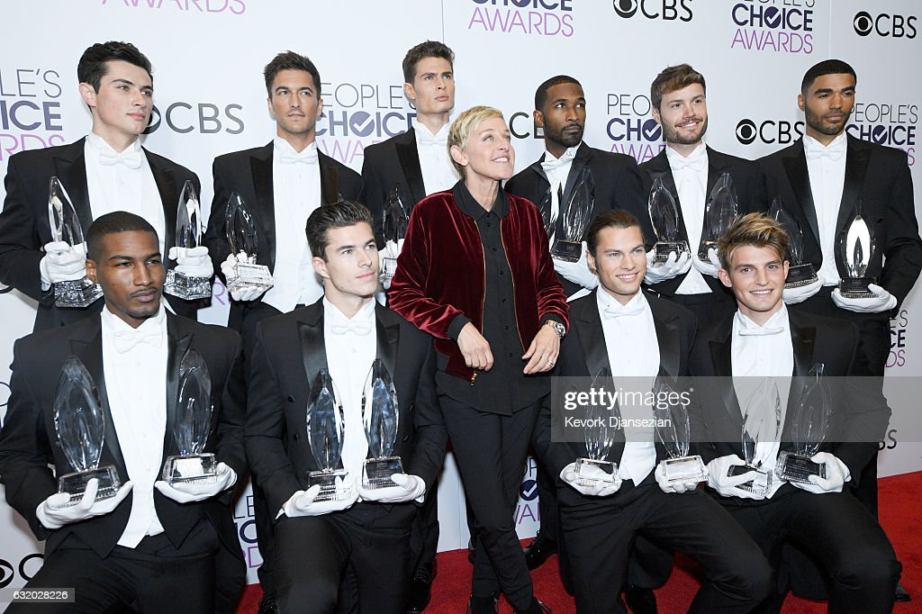 personality-ellen-degeneres-winner-of-multiple-awards-poses-in-the-picture-id632028226