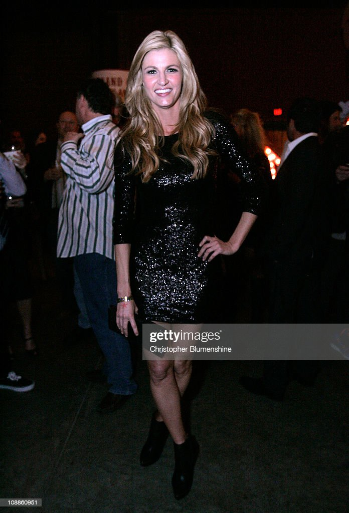 TV Personality Erin Andrews attends the Maxim Party Powered by Motorola Xoom at Centennial Hall at Fair Park on February 5, 2011 in Dallas, Texas.