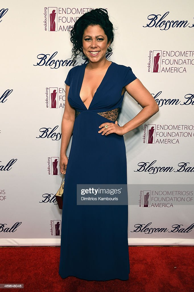 7th Annual Blossom Ball Benefiting The Endometriosis Foundation Of America Hosted By EFA Founders Padma Lakshmi And Tamer Seckin, MD - Arrivals