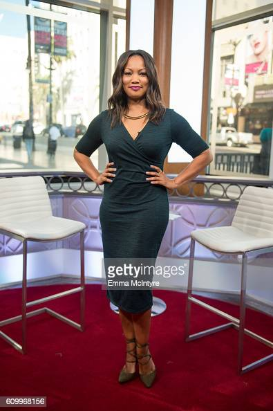 TV personality Garcelle Beauvais attends Hollywood Today Live at W Hollywood on September 23 2016 in Hollywood California
