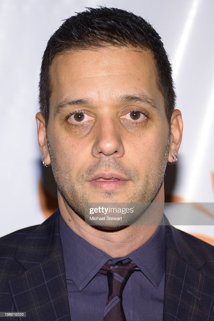 TV personality George Stroumboulopoulos attends the 2012 A Funny Thing Happened On The Way To Cure Parkinson's at The Waldorf=Astoria on November 10, 2012 in New York City.