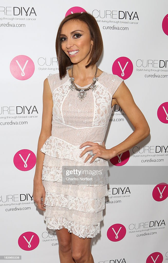 TV Personality Giuliana Rancic attends Luncheon In Honor Of Breast Cancer Awareness Month at Bryant Park Hotel on October 10, 2013 in New York City.