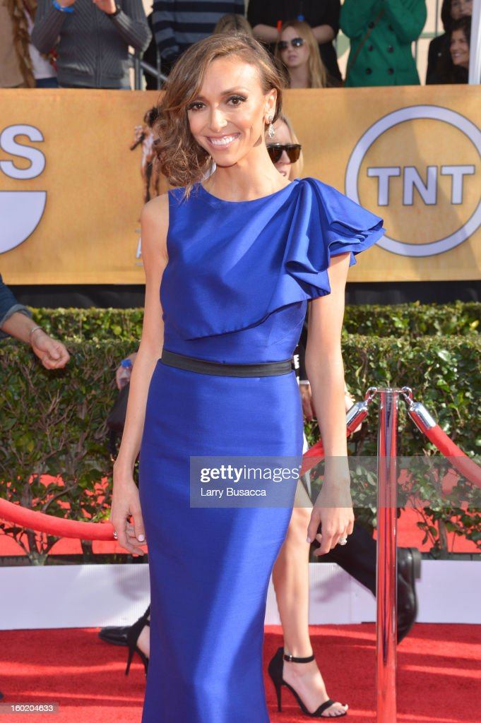 TV personality Giuliana Rancic attends the 19th Annual Screen Actors Guild Awards at The Shrine Auditorium on January 27, 2013 in Los Angeles, California. (Photo by Larry Busacca/WireImage) 23116_018_0057.JPG