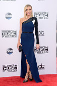 TV personality Giuliana Rancic attends the 2014 American Music Awards at Nokia Theatre LA Live on November 23 2014 in Los Angeles California