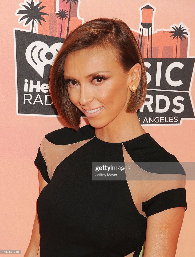 TV personality Giuliana Rancic attends the 2014 iHeartRadio Music Awards held at The Shrine Auditorium on May 1, 2014 in Los Angeles, California.