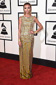 TV personality Giuliana Rancic attends The 58th GRAMMY Awards at Staples Center on February 15 2016 in Los Angeles California