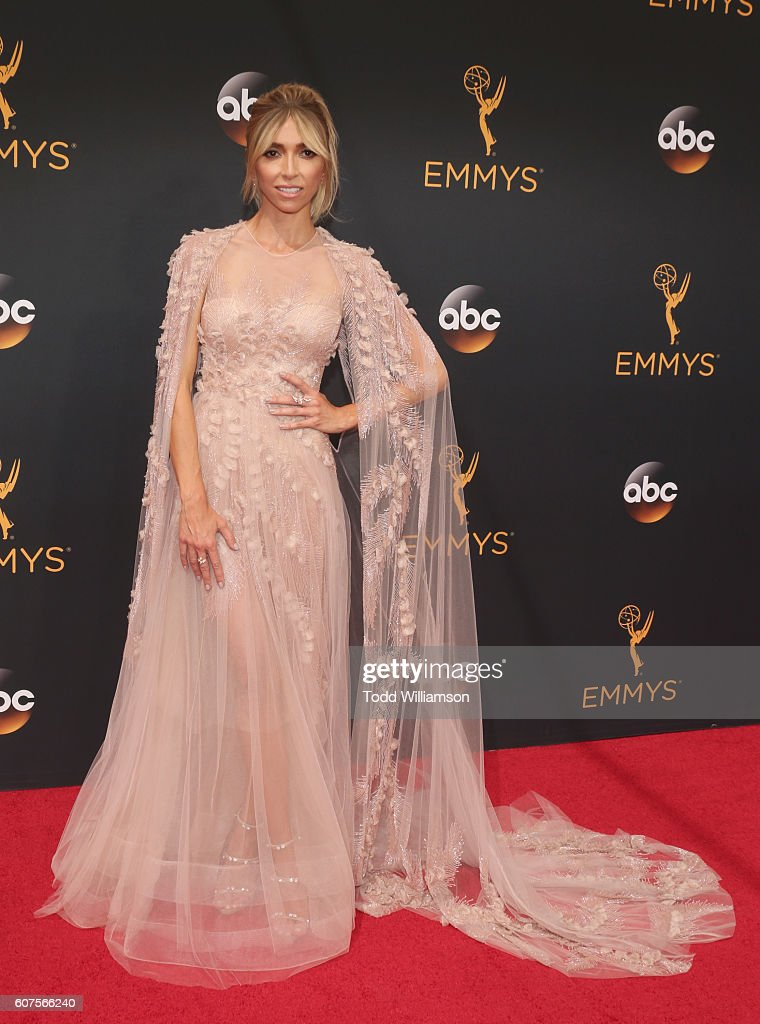 personality-giuliana-rancic-attends-the-68th-annual-primetime-emmy-picture-id607566240
