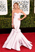 Personality Giuliana Rancic attends the 72nd Annual Golden Globe Awards at The Beverly Hilton Hotel on January 11 2015 in Beverly Hills California