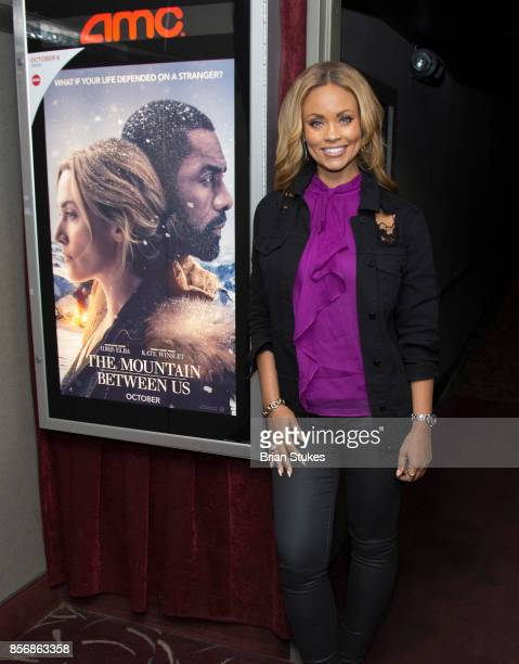 TV personality Gizelle Bryant hosts FOX's 'The Mountain Between Us' Screening at AMC Mazza Gallerie 14 on October 2 2017 in Washington DC