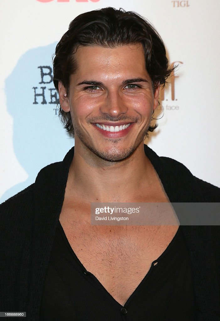 TV personality <a gi-track='captionPersonalityLinkClicked' href=/galleries/search?phrase=Gleb+Savchenko&family=editorial&specificpeople=10536485 ng-click='$event.stopPropagation()'>Gleb Savchenko</a> attends the OK! Magazine 'So Sexy' LA party at SkyBar at the Mondrian Los Angeles on April 17, 2013 in West Hollywood, California.