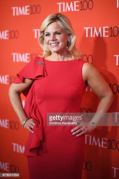 TV personality Gretchen Carlson attends the 2017 Time 100 Gala at Jazz at Lincoln Center on April 25 2017 in New York City