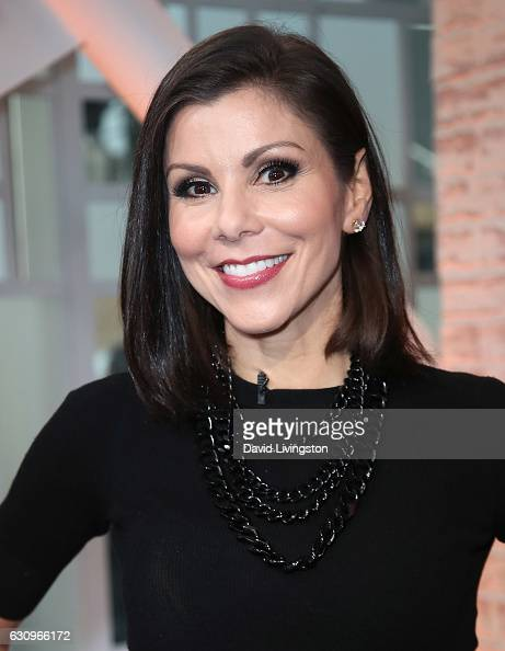 Heather And Terry Dubrow Stock Photos And Pictures Getty