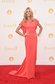 TV personality Heidi Klum attends the 66th Annual Primetime Emmy Awards held at Nokia Theatre LA Live on August 25 2014 in Los Angeles California