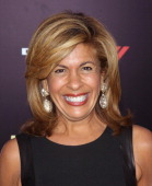 Personality Hoda Kotb attends the 'Anchorman 2 The Legend Continues' US premiere at Beacon Theatre on December 15 2013 in New York City