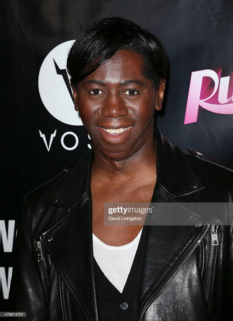 TV personality J Alexander attends the 'RuPaul's Drag Race' Season 6 premiere party at The Roosevelt Hotel on February 17 2014 in Hollywood California