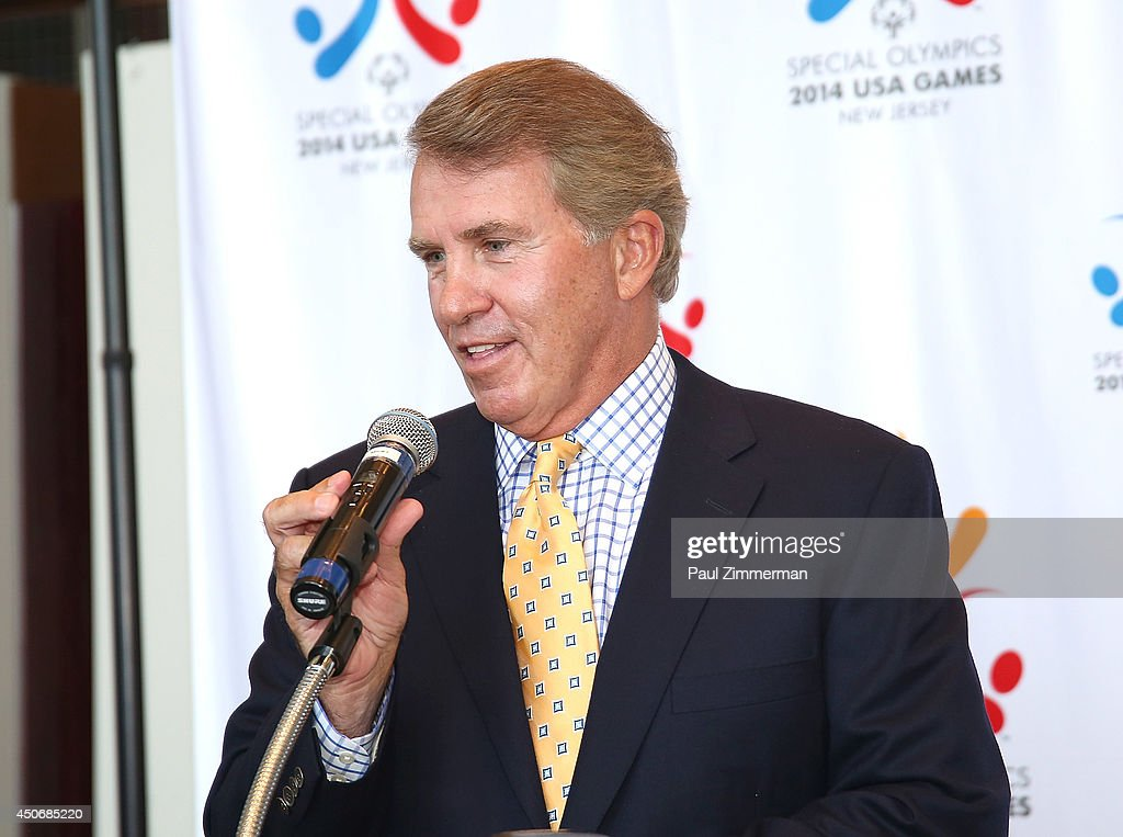 TV personality Jack Ford attends 2014 Special Olympics USA Games Opening Ceremony at Prudential Center on June 15 2014 in Newark New Jersey