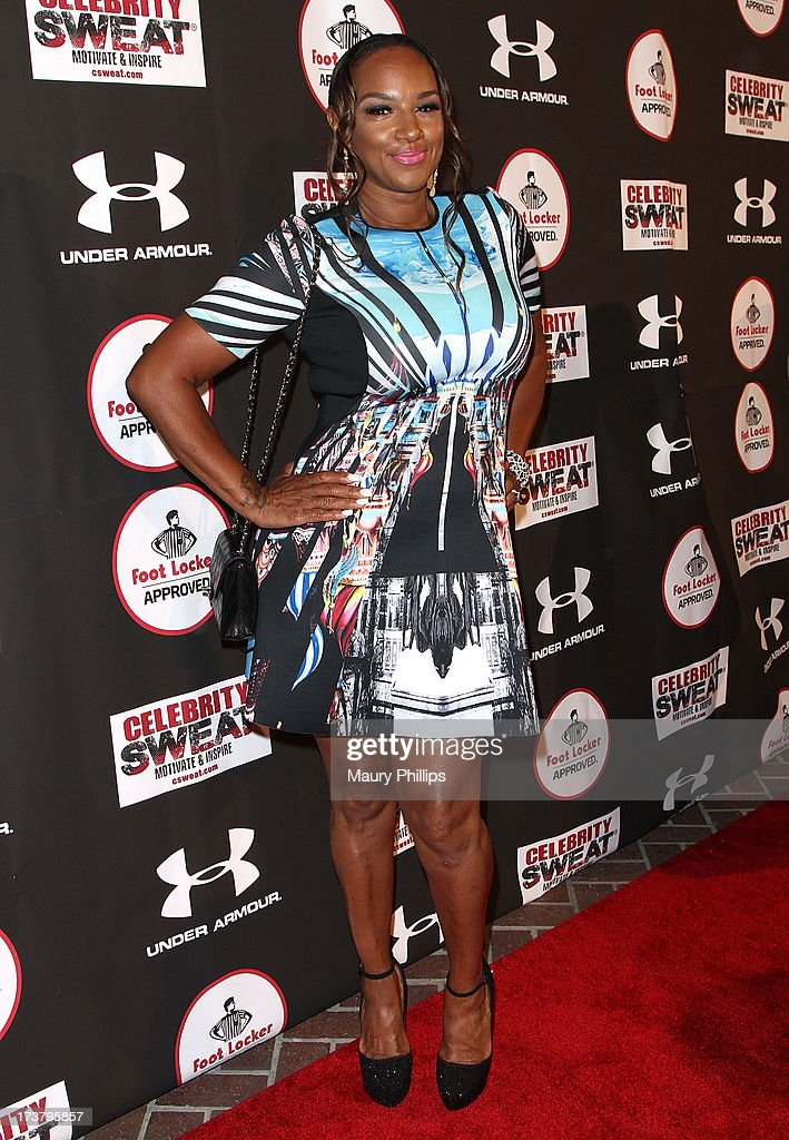 TV Personality Jackie Christie arrives at the 2013 ESPY Awards - After Party at The Palm on July 17, 2013 in Los Angeles, California.