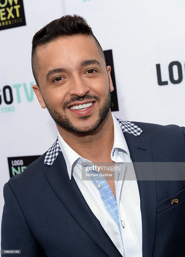 TV personality <a gi-track='captionPersonalityLinkClicked' href=/galleries/search?phrase=Jai+Rodriguez+-+Actor&family=editorial&specificpeople=202956 ng-click='$event.stopPropagation()'>Jai Rodriguez</a> attends the 2013 NewNowNext Awards at The Fonda Theatre on April 13, 2013 in Los Angeles, California.