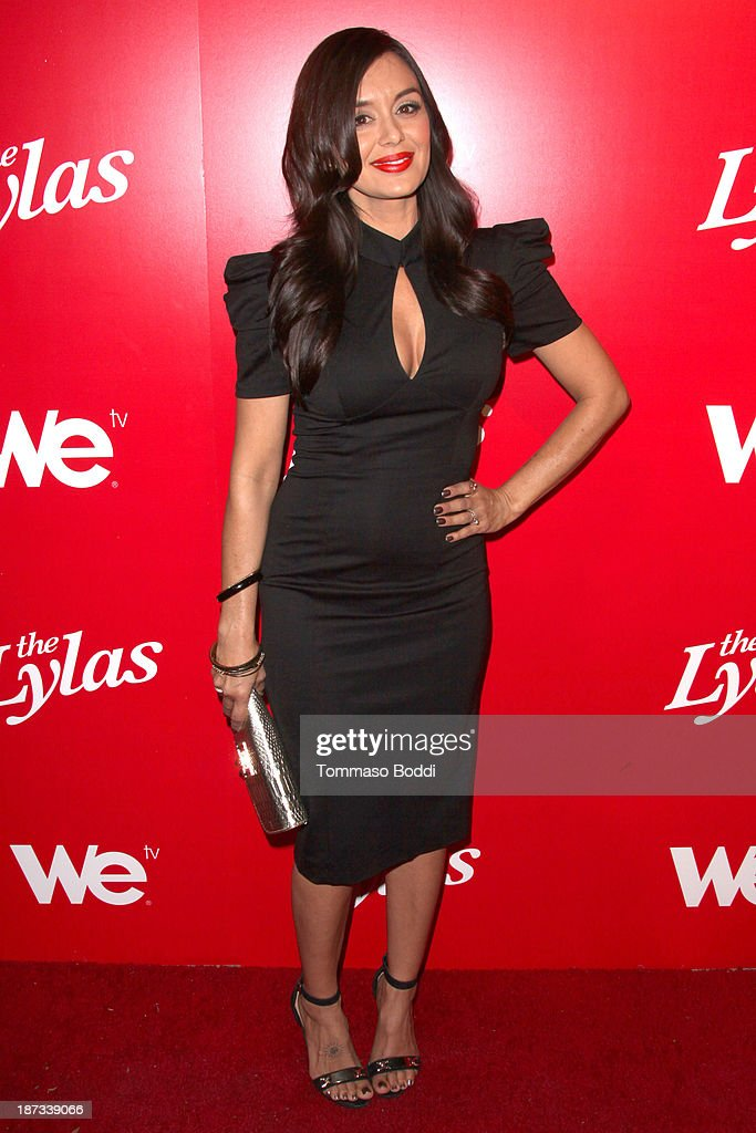 TV personality Jaime Kailani Bayot attends the WE tv's premiere party for 'The LYLAS' held at the Warwick on November 7, 2013 in Hollywood, California.