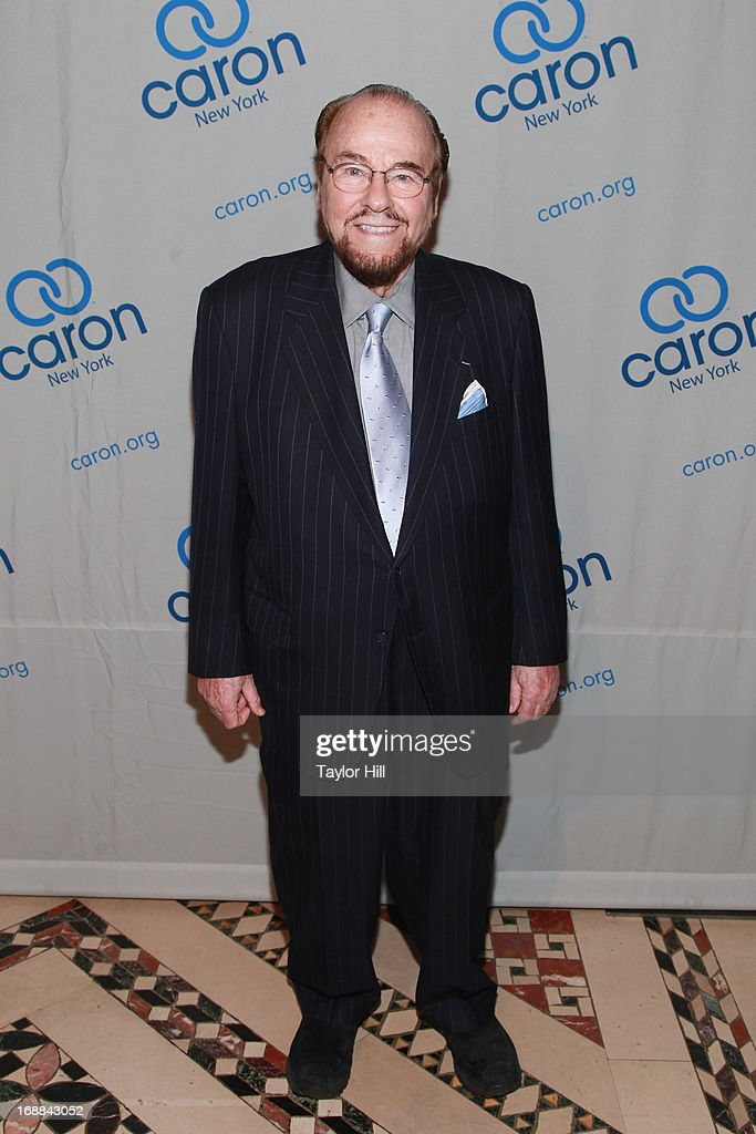 TV personality James Lipton attends the 2013 Caron New York Gala at Cipriani 42nd Street on May 15, 2013 in New York City.