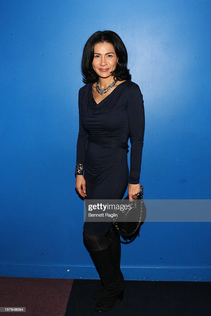 TV personality Jami Floyd attends the after party for the 'West Of Memphis' premiere at The French Institute on December 7, 2012 in New York City.