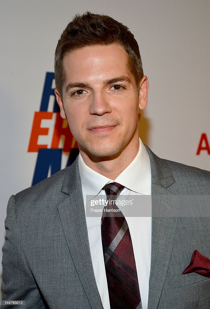 TV personality Jason Kennedy arrives at the 19th Annual Race to Erase MS held at the Hyatt Regency Century Plaza on May 18, 2012 in Century City, California.