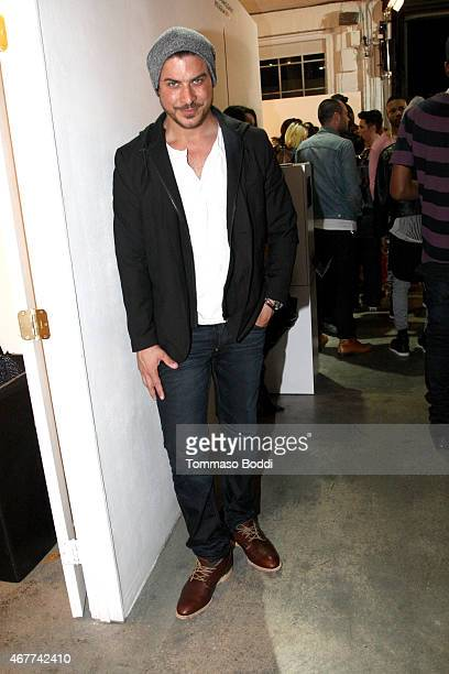 TV personality Jax Taylor attends the Timberland and American Rag present MarkMakers on March 26 2015 in Los Angeles California