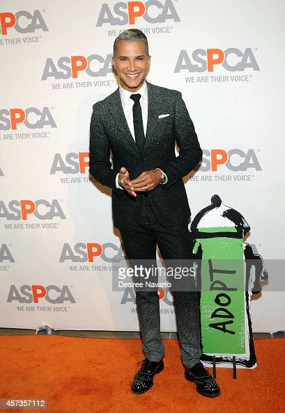 TV personality Jay Manuel attends ASPCA Young Friends Benefit at IAC Building on October 16 2014 in New York City