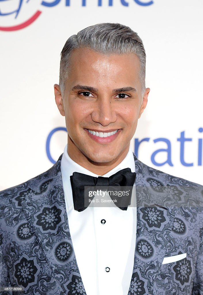 TV personality <a gi-track='captionPersonalityLinkClicked' href=/galleries/search?phrase=Jay+Manuel&family=editorial&specificpeople=557434 ng-click='$event.stopPropagation()'>Jay Manuel</a> attends Operation Smile's Smile Event at Cipriani Wall Street on May 1, 2014 in New York City.