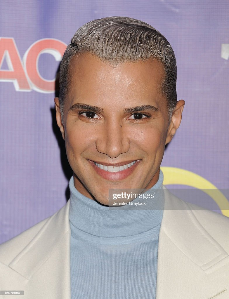 TV Personality Jay Manuel attends 'The Face' Series Premiere held at Marquee New York on February 5, 2013 in New York City.