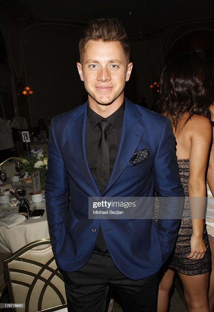 TV personality Jef Holm attends Generosity Water presents the 5th Annual Night Of Generosity at Beverly Hills Hotel on September 6, 2013 in Beverly Hills, California.