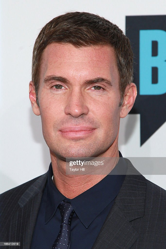 TV personality Jeff Lewis of 'Flipping Out' attends the 2013 Bravo Upfront at Pillars 37 Studios on April 3, 2013 in New York City.