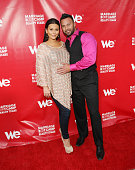 TV personality Jenni 'JWOWW' Farley and Roger Mathews attend the 'Marriage Boot Camp Reality Stars' event at Catch Rooftop on May 29 2014 in New York...