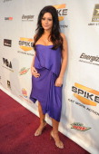 TV personality Jenni 'JWoww' Farley arrives at Spike TV's 7th Annual Video Game Awards at the Nokia Event Deck at LA Live on December 12 2009 in Los...