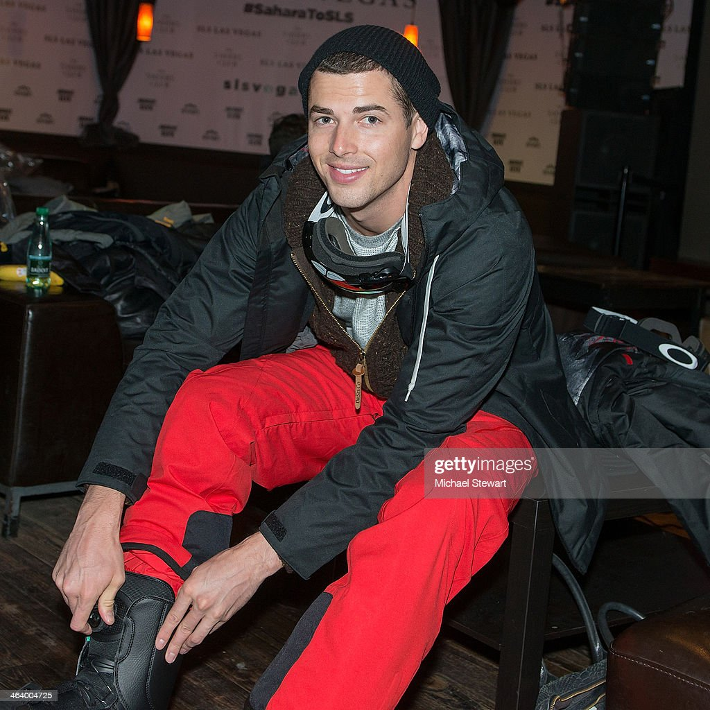 TV personality Jesse Giddings attends Oakley Learn To Ride With AOL At Sundance Day 3 on January 19, 2014 in Park City, Utah.