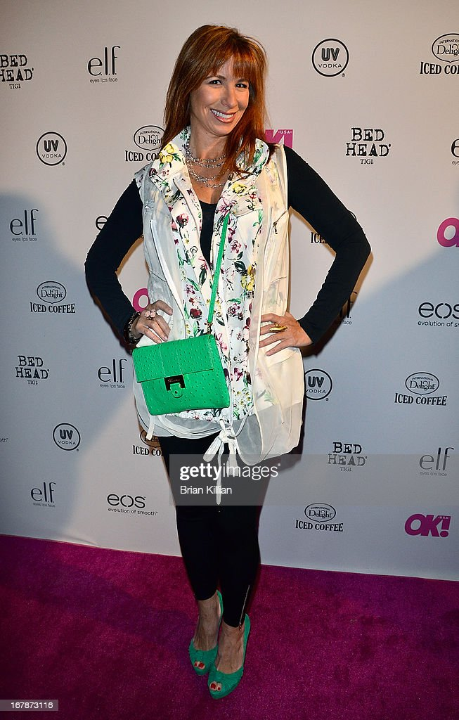 TV personality Jill Zarin attends the 2013 OK! Magazine 'So Sexy' Party at Marquee on May 1, 2013 in New York City.