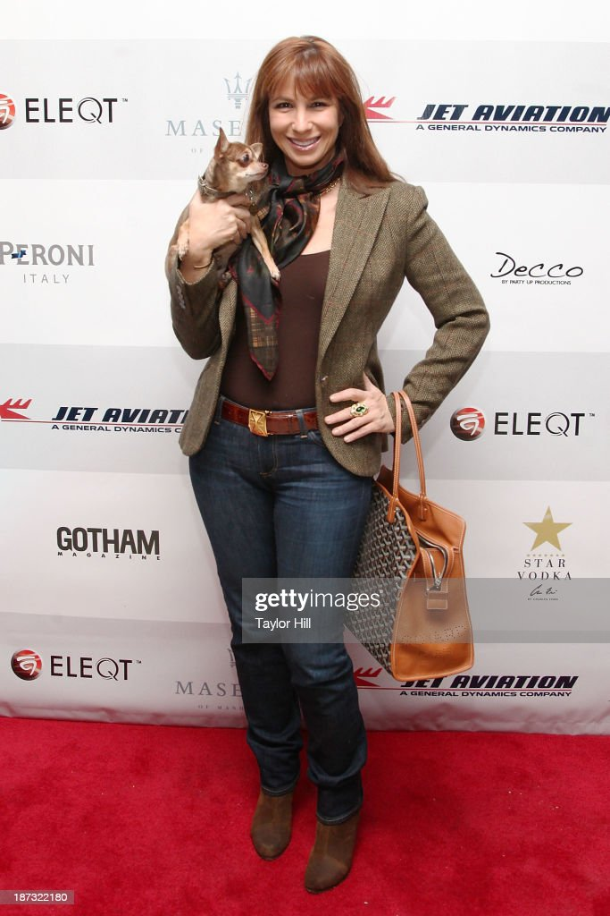 TV personality <a gi-track='captionPersonalityLinkClicked' href=/galleries/search?phrase=Jill+Zarin&family=editorial&specificpeople=4436962 ng-click='$event.stopPropagation()'>Jill Zarin</a> attends the launch of the new Maserati in Manhattan showroom and the preview of the 2014 Maserati Ghibli III on November 7, 2013 in New York City.