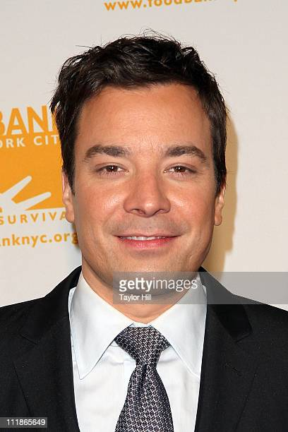 TV personality Jimmy Fallon attends the 2011 CanDo Awards Dinner at Pier Sixty at Chelsea Piers on April 7 2011 in New York City