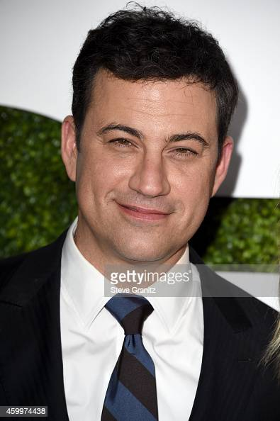 TV personality Jimmy Kimmel attends the 2014 GQ Men Of The Year party at Chateau Marmont on December 4 2014 in Los Angeles California