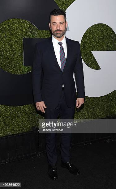 TV personality Jimmy Kimmel attends the GQ 20th Anniversary Men Of The Year Party at Chateau Marmont on December 3 2015 in Los Angeles California