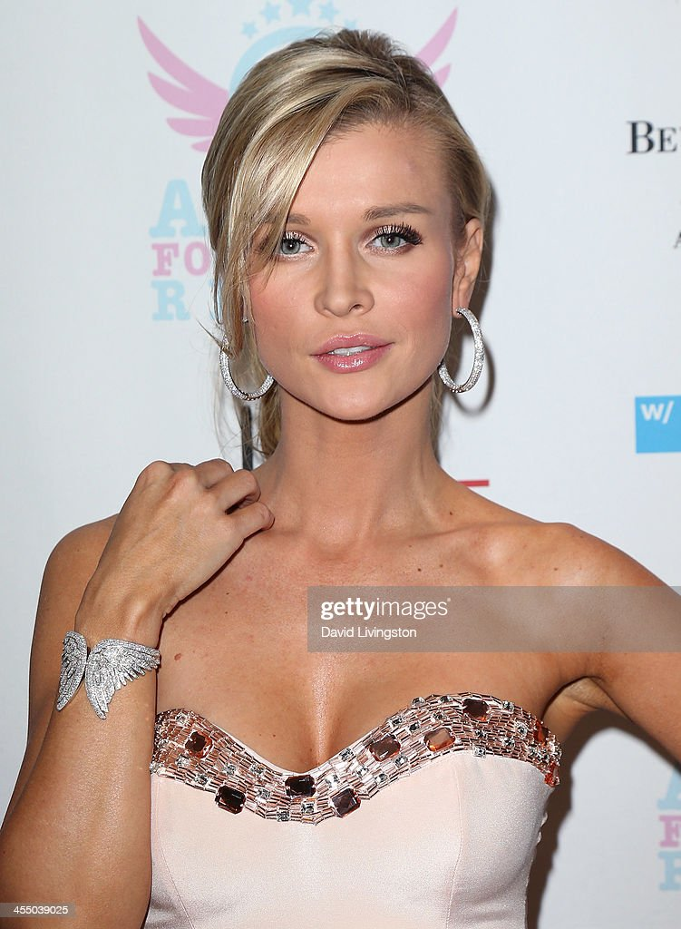 TV personality <a gi-track='captionPersonalityLinkClicked' href=/galleries/search?phrase=Joanna+Krupa&family=editorial&specificpeople=224038 ng-click='$event.stopPropagation()'>Joanna Krupa</a> attends the Angels for Animal Rescue Benefit hosted by <a gi-track='captionPersonalityLinkClicked' href=/galleries/search?phrase=Joanna+Krupa&family=editorial&specificpeople=224038 ng-click='$event.stopPropagation()'>Joanna Krupa</a> at the Beverly Wilshire Four Seasons Hotel on December 10, 2013 in Beverly Hills, California.