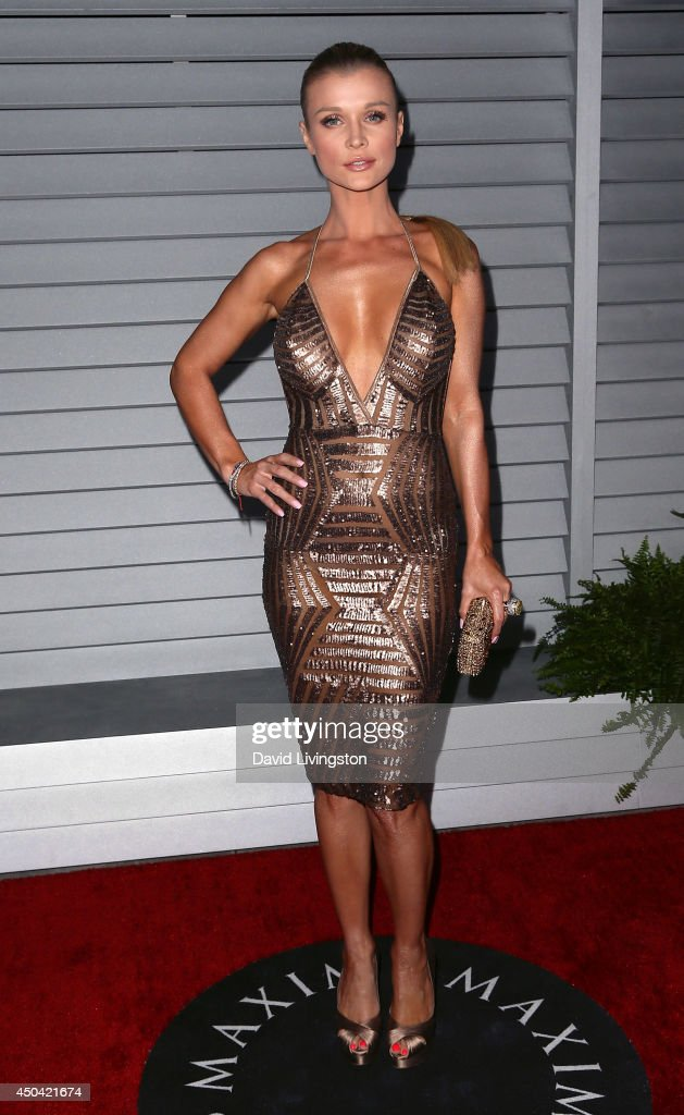 TV personality <a gi-track='captionPersonalityLinkClicked' href=/galleries/search?phrase=Joanna+Krupa&family=editorial&specificpeople=224038 ng-click='$event.stopPropagation()'>Joanna Krupa</a> attends the Maxim Hot 100 event at the Pacific Design Center on June 10, 2014 in West Hollywood, California.