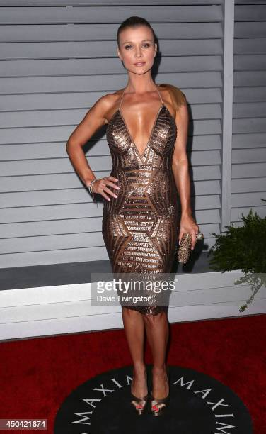 TV personality Joanna Krupa attends the Maxim Hot 100 event at the Pacific Design Center on June 10 2014 in West Hollywood California