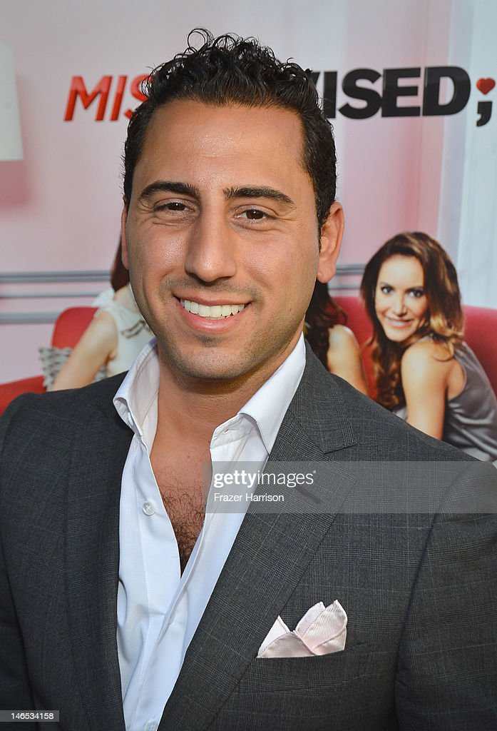 TV Personality Josh Altman attends the season premiere viewing party of Bravo's 'Miss Advised' hosted by Executive Producer Ashley Tisdale held at Planet Dailies & Mixology 101 on June 18, 2012 in Los Angeles, California.