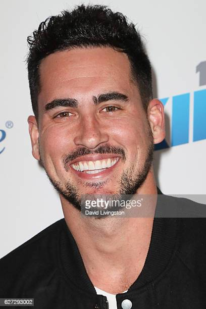 TV personality Josh Murray arrives at 1027 KIIS FM's Jingle Ball 2016 at the Staples Center on December 2 2016 in Los Angeles California