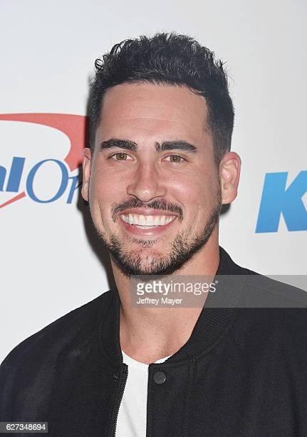 TV personality Josh Murray attends 1027 KIIS FM's Jingle Ball 2016 at Staples Center on December 2 2016 in Los Angeles California