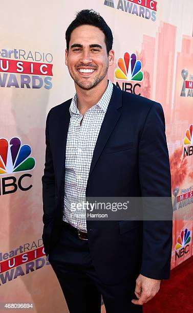TV personality Josh Murray attends the 2015 iHeartRadio Music Awards which broadcasted live on NBC from The Shrine Auditorium on March 29 2015 in Los...
