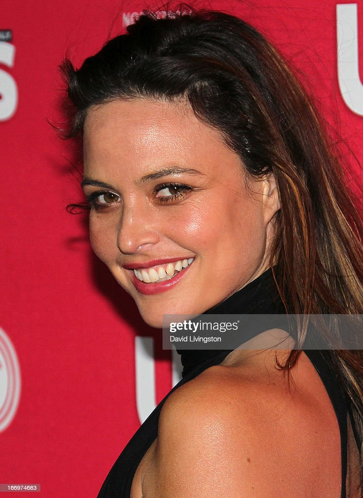 TV personality Josie Maran attends Us Weekly's Annual Hot Hollywood Style Issue event at the Emerson Theatre on April 18, 2013 in Hollywood, California.